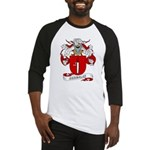Bernales Coat of Arms Baseball Jersey