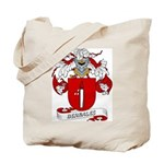Bernales Coat of Arms Tote Bag