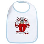 Bernales Coat of Arms Bib