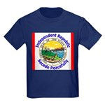 Montana-5 Kids Dark T-Shirt
