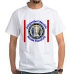 Wyoming-5 White T-Shirt