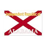 Alabama-4 Mini Poster Print