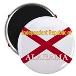 Alabama-4 Magnet