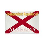 Alabama-4 Rectangle Magnet (100 pack)