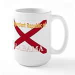 Alabama-4 Large Mug