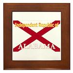 Alabama-4 Framed Tile