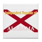 Alabama-4 Tile Coaster