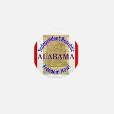 Alabama-3 Mini Button