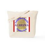 Alabama-3 Tote Bag