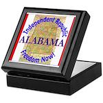 Alabama-3 Keepsake Box