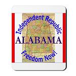 Alabama-3 Mousepad