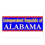 Alabama-2 Postcards (Package of 8)