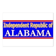 Alabama-2 Postcards (Package of 8)