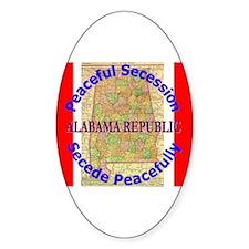 Alabama-1 Decal