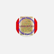 Alabama-1 Mini Button