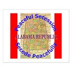 Alabama-1 Small Poster