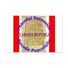 Alabama-1 Posters