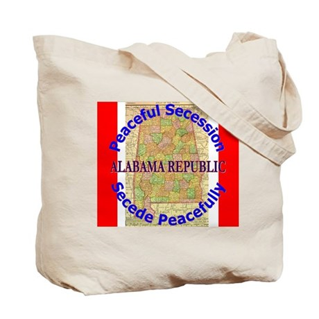 Alabama-1 Tote Bag