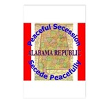 Alabama-1 Postcards (Package of 8)