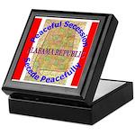 Alabama-1 Keepsake Box