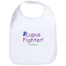 Lupus Fighter Bib
