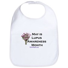 Lupus Awareness Month Bib