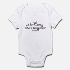 What's Your Excuse Infant Bodysuit