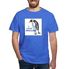 WHALES LOVE PENGUINS T-Shirt