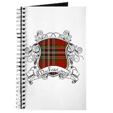 MacFarlane Tartan Shield Journal