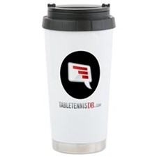 TableTennisDB.com Logo Travel Mug