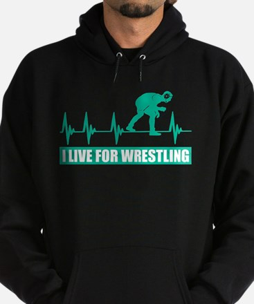 I Love For Wrestling T Shirt Sweatshirt