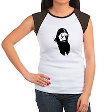Raspy-Hyno Eyes Women's Cap Sleeve T-Shirt