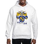 Bohorquez Coat of Arms Hooded Sweatshirt