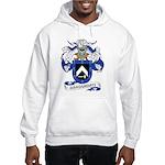 Bracamonte Coat of Arms Hooded Sweatshirt
