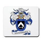 Bracamonte Coat of Arms Mousepad