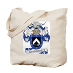 Bracamonte Coat of Arms Tote Bag