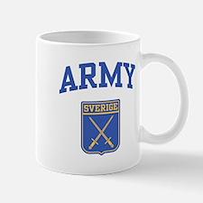 Sverige Army Mug
