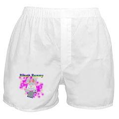 Bingo Bunny Boxer Shorts