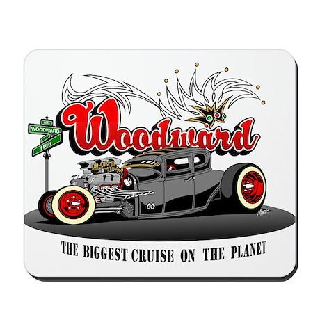 Woodward Mototooner #2 Mousepad