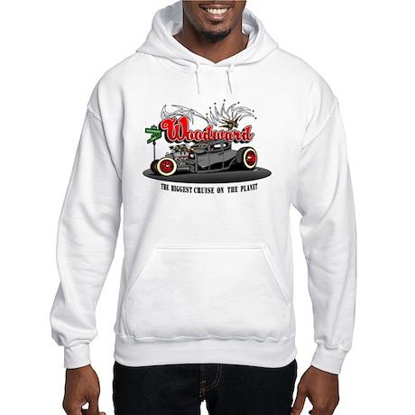 Woodward Mototooner #2 Hooded Sweatshirt