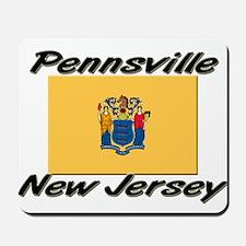 Pennsville New Jersey Mousepad