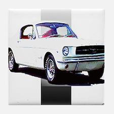 Mustang 1965 Tile Coaster