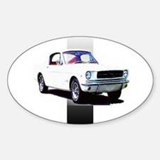 Mustang 1965 Oval Decal