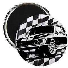 Mustang 1968 Magnet