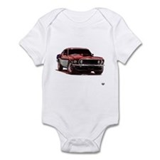 Mustang 1969 Infant Bodysuit
