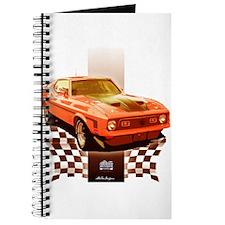 Mustang 1971 1972 Journal