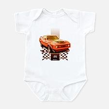 Mustang 1971 1972 Infant Bodysuit