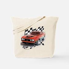 Mustang 1973 Tote Bag