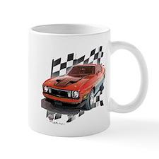 Mustang 1973 Small Mug