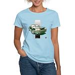 Mustang 1987 - 1993 Women's Light T-Shirt